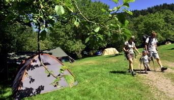 Vosges : le camping de Reherrey à Vecoux offre un havre de paix | Camping en France et ailleurs | Scoop.it