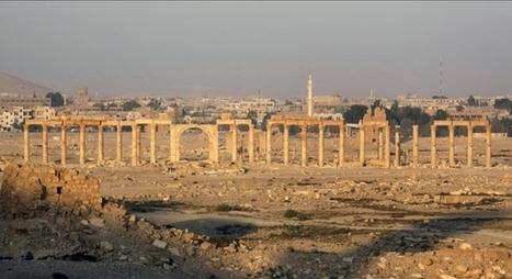 El Estado Islámico coloca bombas y minas en las ruinas de la antigua ciudad de Palmira | Mundo Clásico | Scoop.it