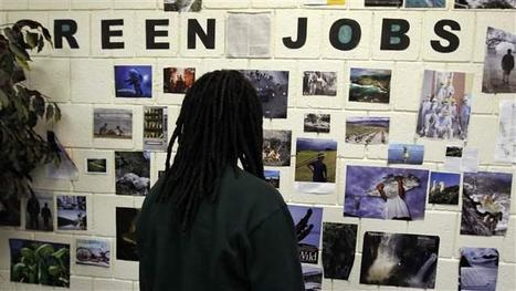 The Absurd Politics of Green Jobs Counting | Sustainable Futures | Scoop.it
