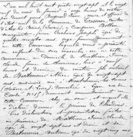 Le mystère des deux Anne - www.histoire-genealogie.com | GenealoNet | Scoop.it