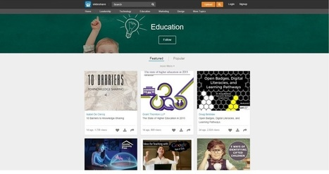 7 solutions to make slick presentations | New technologies at school | Scoop.it