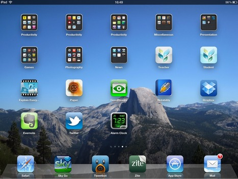 The iPad and Parental Engagement in Education | Enfants et technologies - Children and technology | Scoop.it