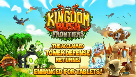 Kingdom Rush Frontiers Android Apk Mod+Data - Central Of Apk | Android Games Apps | Scoop.it