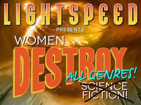 WOMEN DESTROY SCIENCE FICTION! | Cyborg | Scoop.it