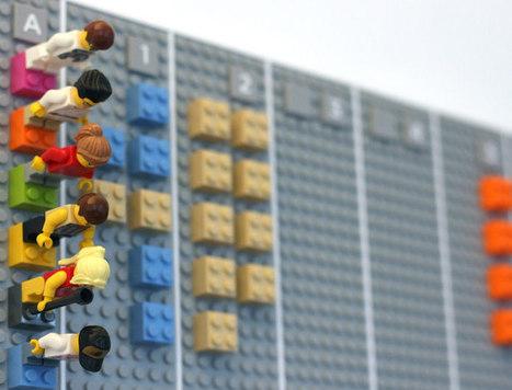 Design : le studio Vitamins signe un calendrier Lego connecté   Cité du Management   Scoop.it