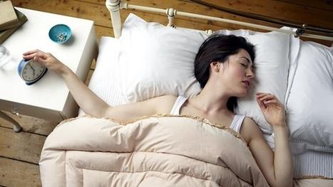 Dormir tarde y despertar temprano: una bomba de tiempo para tu salud -   Administración Profesional de Proyectos   Scoop.it
