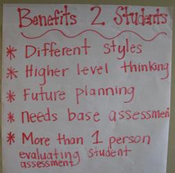 Collaboration: Benefits to Students   Building a Culture of ...   David Loertscher   Scoop.it