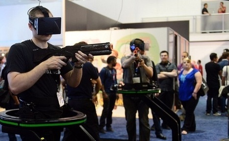 VR games attract NASA, tourism and healthcare players - The Rakyat Post | Virtual Patients, Online Sims and Serious Games for Education and Care | Scoop.it