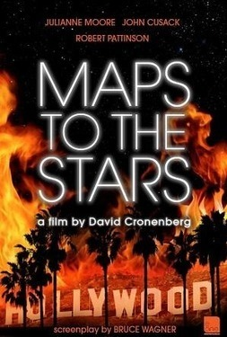 David Cronenberg 3/10/14: Novel & New Movie Coming Out In Sept'; re: 'Maps To The Stars' & Cannes - Award-Winning Blogger BuckyW's NEWS & More on the Film 'Maps To The Stars' | 'Cosmopolis' - 'Maps to the Stars' | Scoop.it