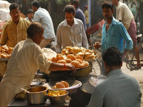 Delhi- Miraculously bestowed street food joint of India! | New Delhi Tours | Scoop.it
