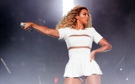 Beyonce: Mrs Carter Show World Tour 2013 - Emirates 24/7 | carterboo | Scoop.it