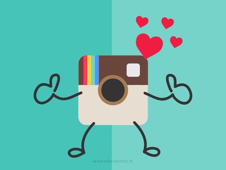 Storytelling sui social media: Instagram padroneggia per i brand | Social Media War | Scoop.it