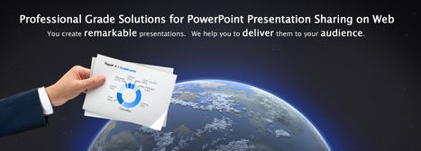 SlideBoom - upload and share rich powerpoint presentations online | Productivity Tools | Scoop.it