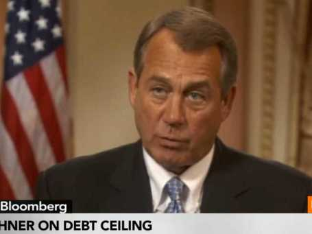 John Boehner Is Getting Slammed For His New Debt Ceiling Strategy | Common Sense Politics | Scoop.it