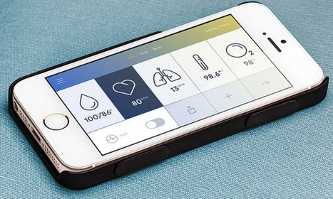 Azoi Unveils 'Wello' Health Tracking Case for iPhone | Consumer Culture | Scoop.it