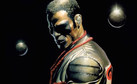 Arrow season 5: Mr Terrific confirmed to suit up | ARROWTV | Scoop.it