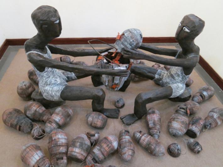 Best sculptures displayed at national exhibition   VietNamNet   Asie   Scoop.it
