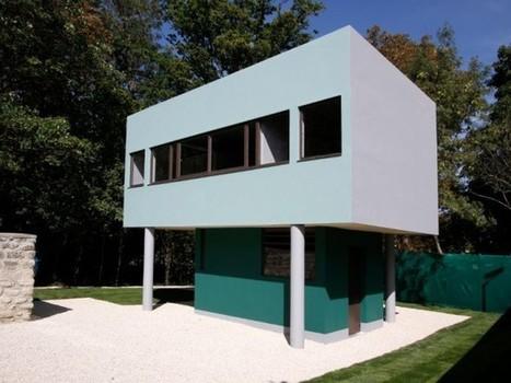 Ces oeuvres de Le Corbusier inscrites au patrimoine mondial | Dans l'actu | Doc' ESTP | Scoop.it