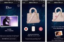 Dior pionnier de la vente de produits de luxe sur la messagerie chinoise WeChat | SoShake | Scoop.it