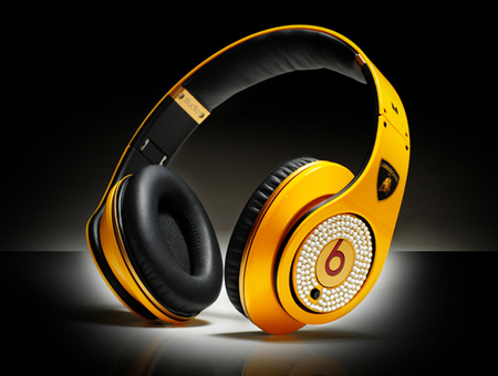 Eye-catching Beats By Dr. Dre Studio Lamborghini Diamond Edition Yellow_hellobeatsdreseller.com | Yellow Diamond Beats_hellobeatsdreseller.com | Scoop.it