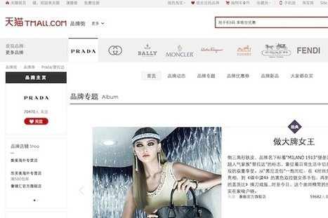 Alibaba's Deal With Italian Ministry Paves Way For Luxury On Tmall | Ecommerce logistics and start-ups | Scoop.it