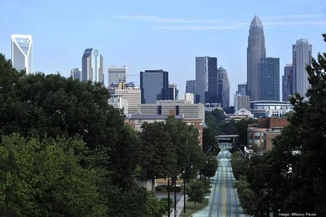 Charlotte ranks No. 2 among fastest-growing large cities, new U.S. Census report shows - Charlotte Business Journal | Charlotte North Carolina | Scoop.it