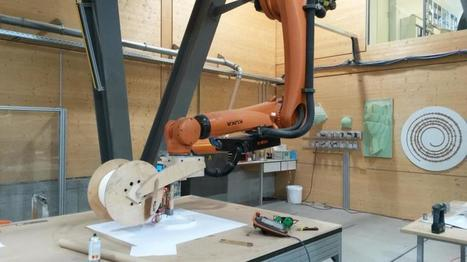 Artis Engineering is Creating Huge Robotic 3D Printer with 100 Cubic Meter Build Space & 8 Axes | e-merging Knowledge | Scoop.it