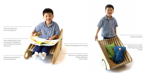 DESIGN FOR LEARNING AND PLAY! | L'Etablisienne, un atelier pour créer, fabriquer, rénover, personnaliser... | Scoop.it