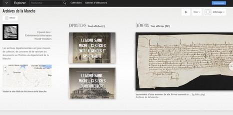 et les archives de la Manche rejoignent... Google - Généinfos | Nos Racines | Scoop.it