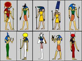 Ancient Egyptian Gods and Goddesses ~ EGY-KING | ancient egyptian gods and goddesses | Scoop.it