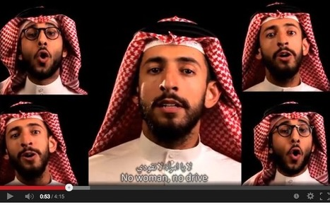 A viral video on… Saudi women driving | Soup for thought | Scoop.it