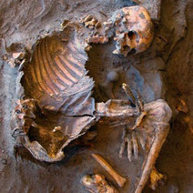 Stone-Age Skeletons Unearthed in Sahara Desert : DNews | Ancient Origins of Science | Scoop.it