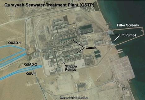 The Oil Drum | From Qurayyah to Khurais: Turning Water Into Oil | Geopolitics | Scoop.it