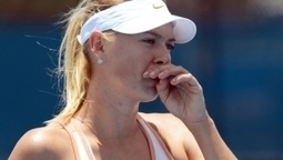 Maria Sharapova dice adiós al torneo de Brisbane por una lesión ... | Depotes | Scoop.it