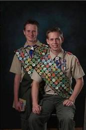Two brothers earn every Scout merit badge possible - Deseret News | Scoutisme de Belgique | Scoop.it