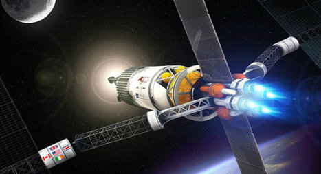 NASA Selects Companies to Develop Super-Fast Deep Space Engine / Sputnik International | Space matters | Scoop.it
