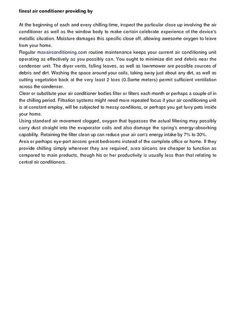 aircon servicing Singapore | AirconBoy Repair | Scoop.it