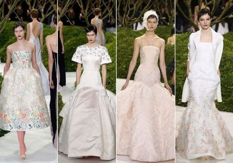 Alta Costura 2013 | Historia de la moda a través de la historia del arte. | Scoop.it