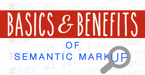 How to Use Semantic Markup to Improve Your Search Results | | Posicionamiento SEO y Analítica Web | Scoop.it