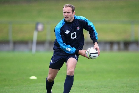 Chris Pennell sure England will call again | Worcester Warriors | Scoop.it