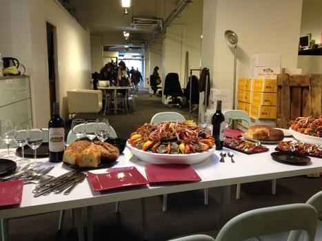 Repas de Noël en approche avec nos cousins de Parker & Parker   Bordeaux & Web   Scoop.it