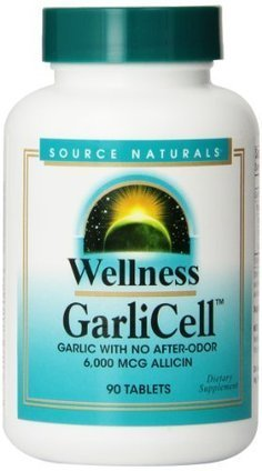 Best price of Source Naturals Wellness Garlicell, 90 Tablets | Herbal Supplements Reviews | Scoop.it