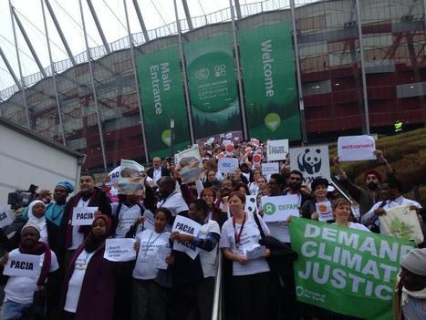 Warsaw walkout: Big green groups bail on U.N. climate talks | sustainable rural development in Nicaragua | Scoop.it
