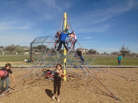 Recess four times a day? Why some schools are now letting kids play an hour a day. | 21st century education | Scoop.it