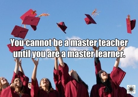 Education Quotes and Inspiration | Teachers and Learners | Scoop.it