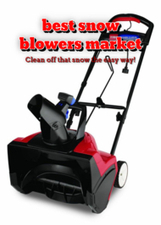 best snow blowers market: Clean off that snow the easy way! | For The Home | Scoop.it