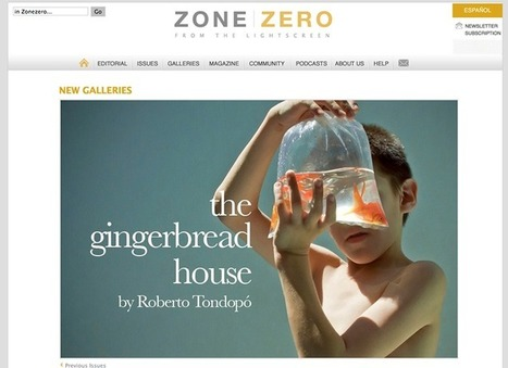 International Site Profiles: ZoneZero | Photography Now | Scoop.it