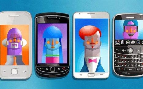 Dime qué celular tienes y te diré cómo eres   Tecnologias para el Aprendizaje y el Conocimiento (TAC)   Scoop.it