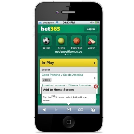 Bet365 mobile | bet 365 android | bet365 iphone | Scommesse Sportive | Scoop.it