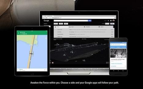 Bientôt, du contenu Star Wars pour le Cardboard de Google | Geeks | Scoop.it